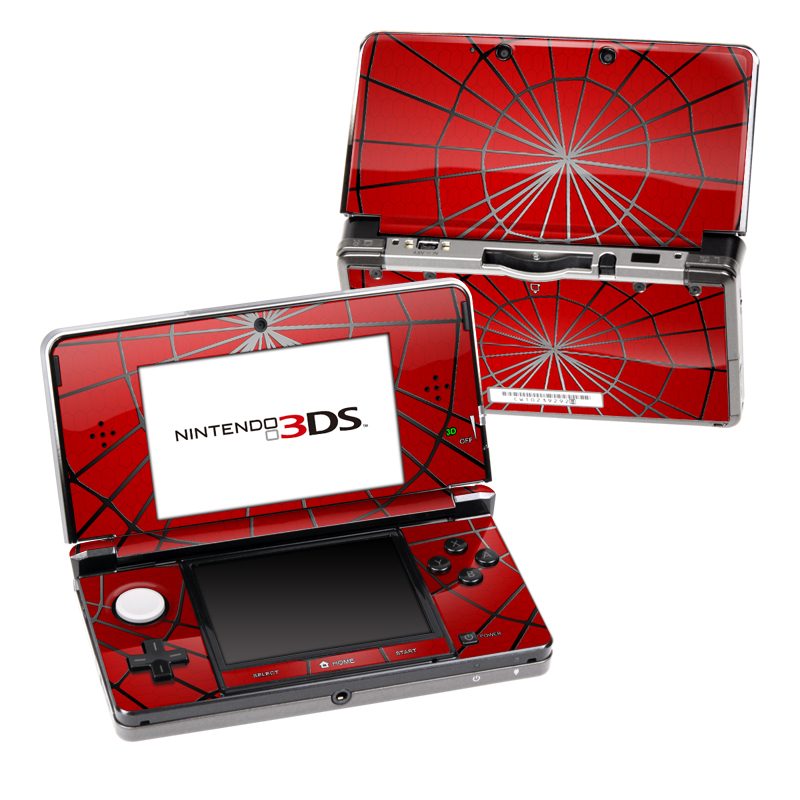 Webslinger Nintendo 3DS (Original) Skin