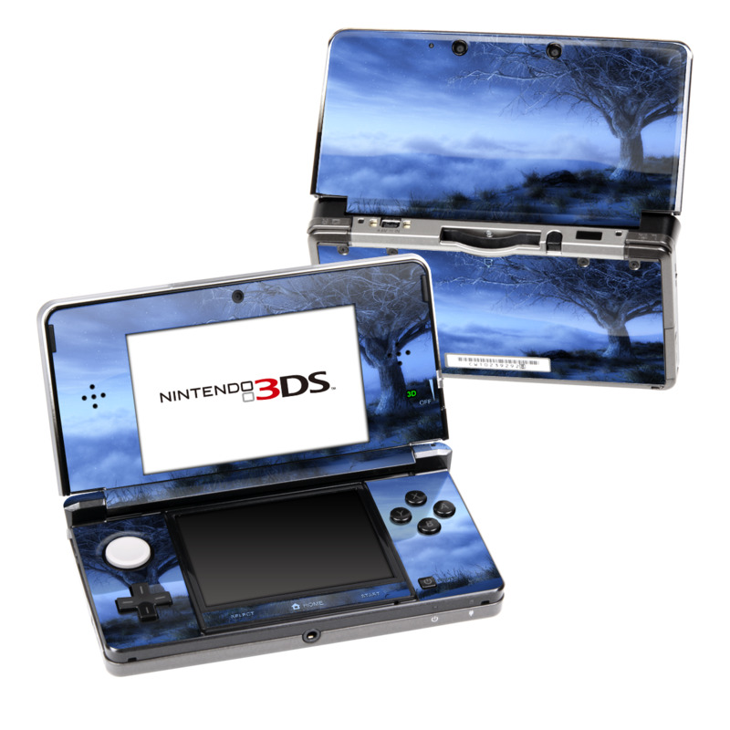 World's Edge Winter Nintendo 3DS (Original) Skin