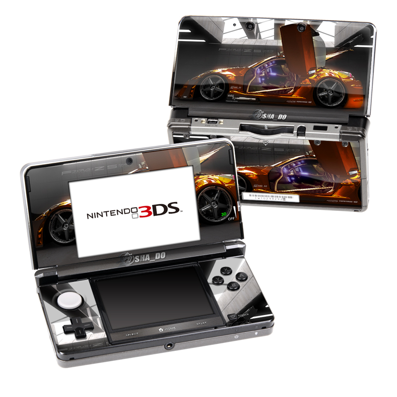 Z33 Light Nintendo 3DS (Original) Skin
