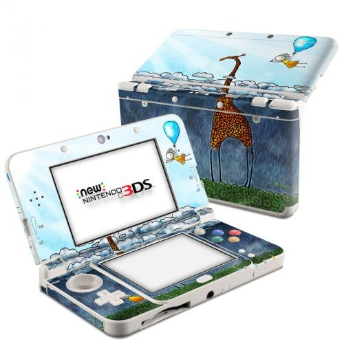 Above The Clouds Nintendo 3DS (2015) Skin