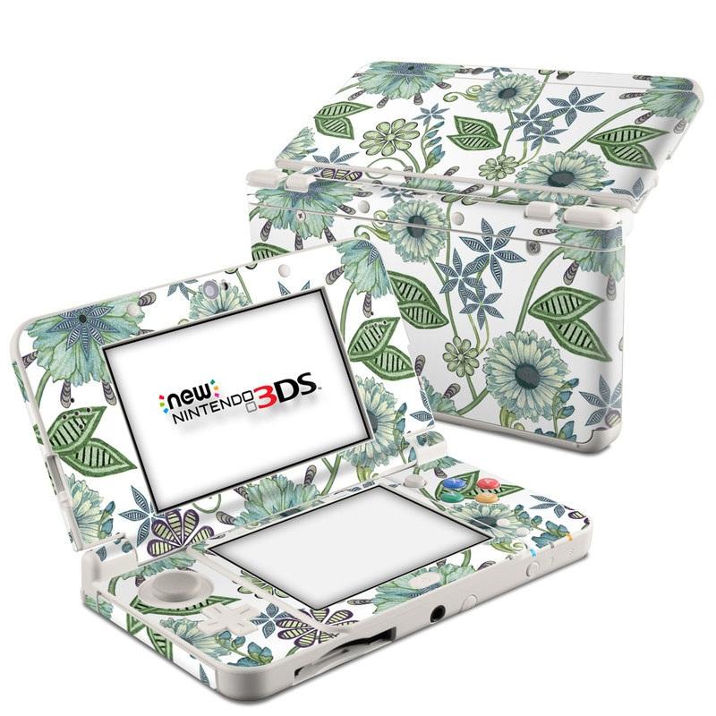 Antique Nouveau Nintendo 3DS (2015) Skin