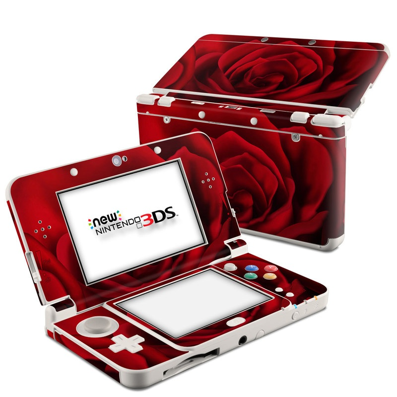 By Any Other Name Nintendo 3DS (2015) Skin