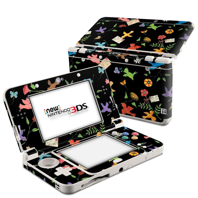 Birds Nintendo 3DS (2015) Skin