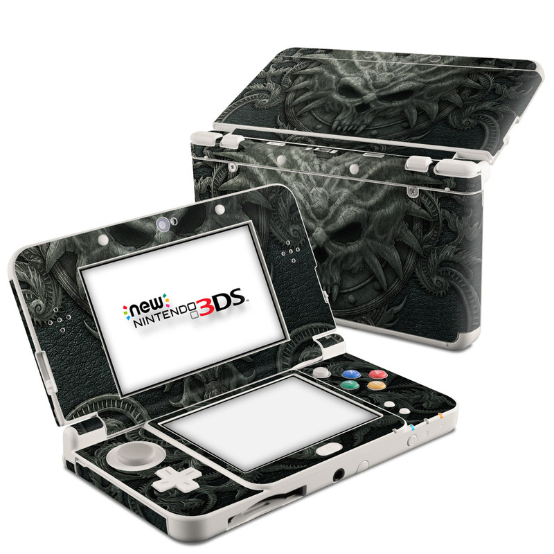 Black Book Nintendo 3DS (2015) Skin