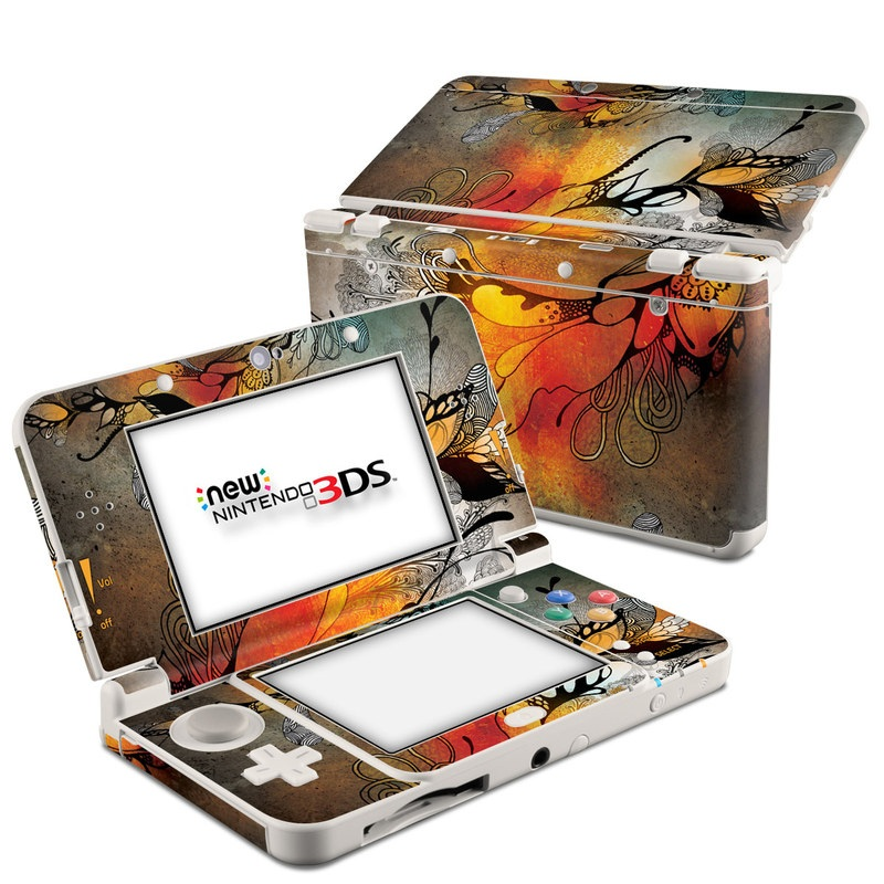 Before The Storm Nintendo 3DS (2015) Skin