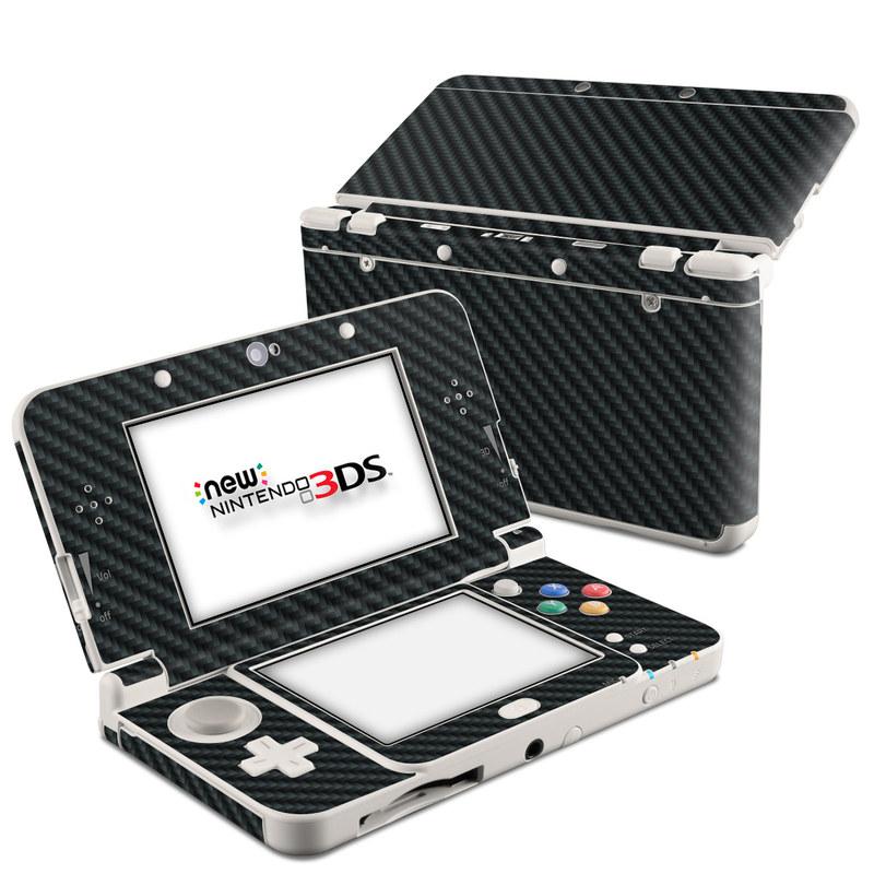Carbon Fiber Nintendo 3DS (2015) Skin