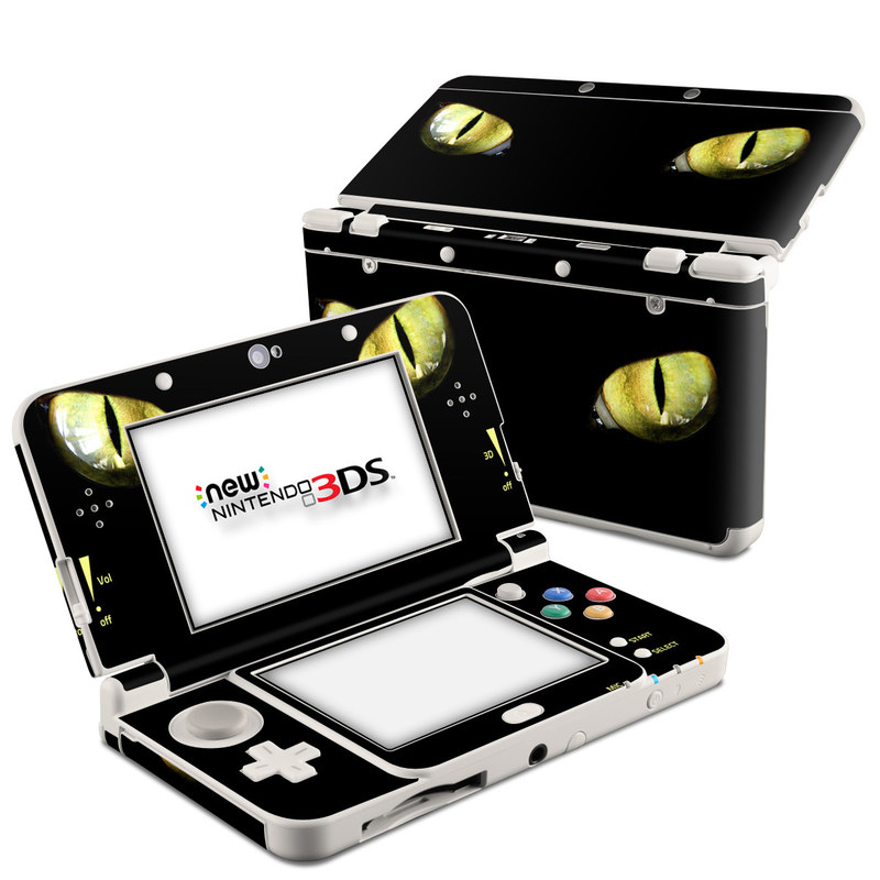 Cat Eyes Nintendo 3DS (2015) Skin