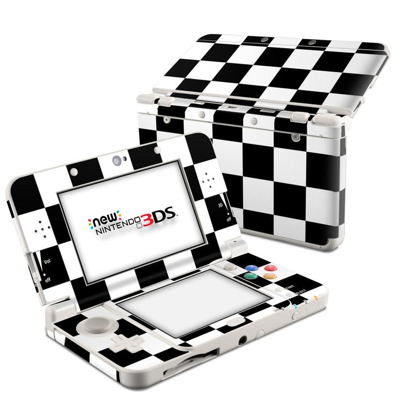 Checkers Nintendo 3DS (2015) Skin