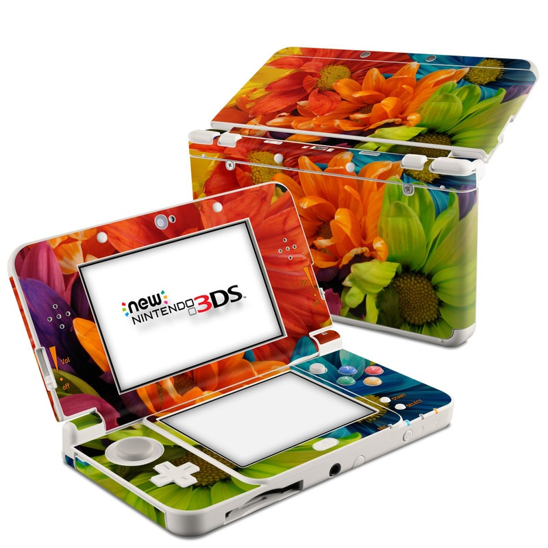 Colours Nintendo 3DS (2015) Skin