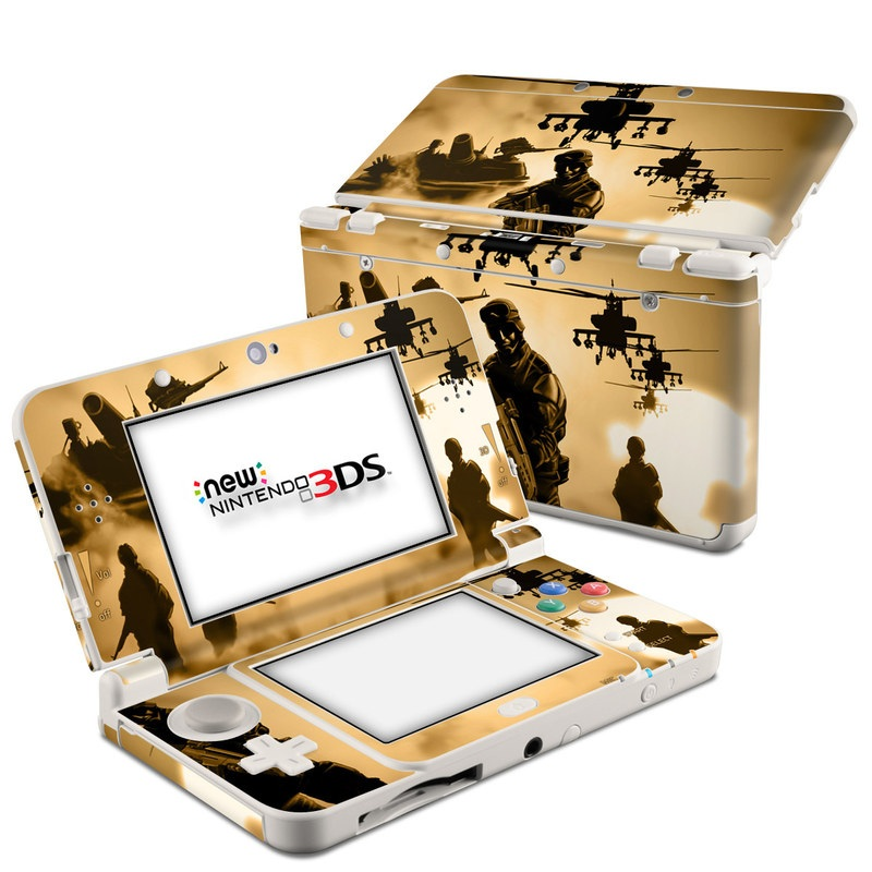 Desert Ops Nintendo 3DS (2015) Skin
