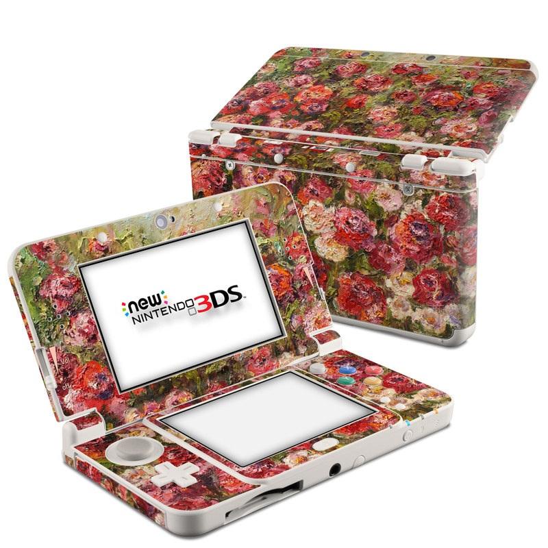 Fleurs Sauvages Nintendo 3DS (2015) Skin