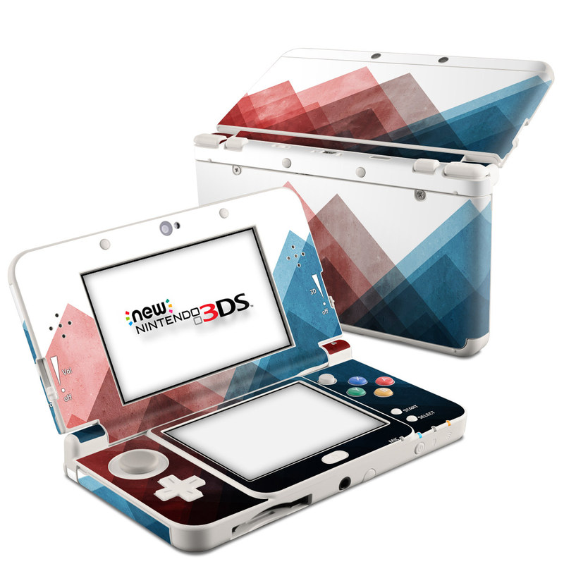 Journeying Inward Nintendo 3DS (2015) Skin