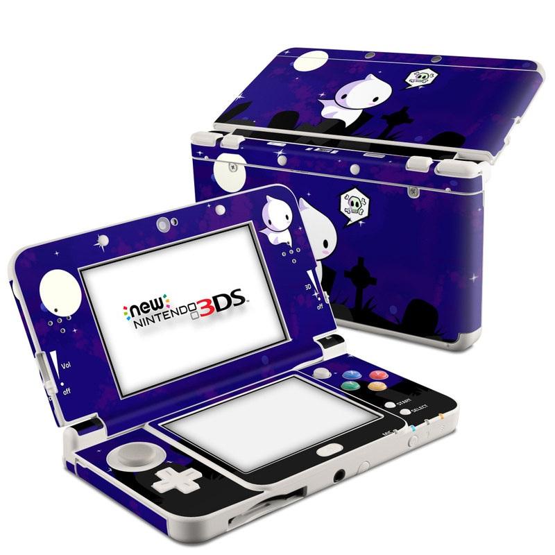 Spectre Nintendo 3DS (2015) Skin