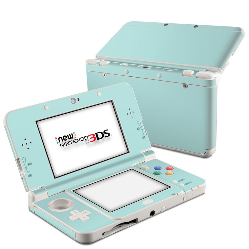 Solid State Mint Nintendo 3DS (2015) Skin