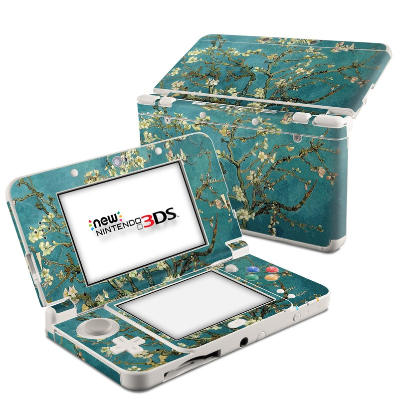 Blossoming Almond Tree Nintendo 3DS (2015) Skin