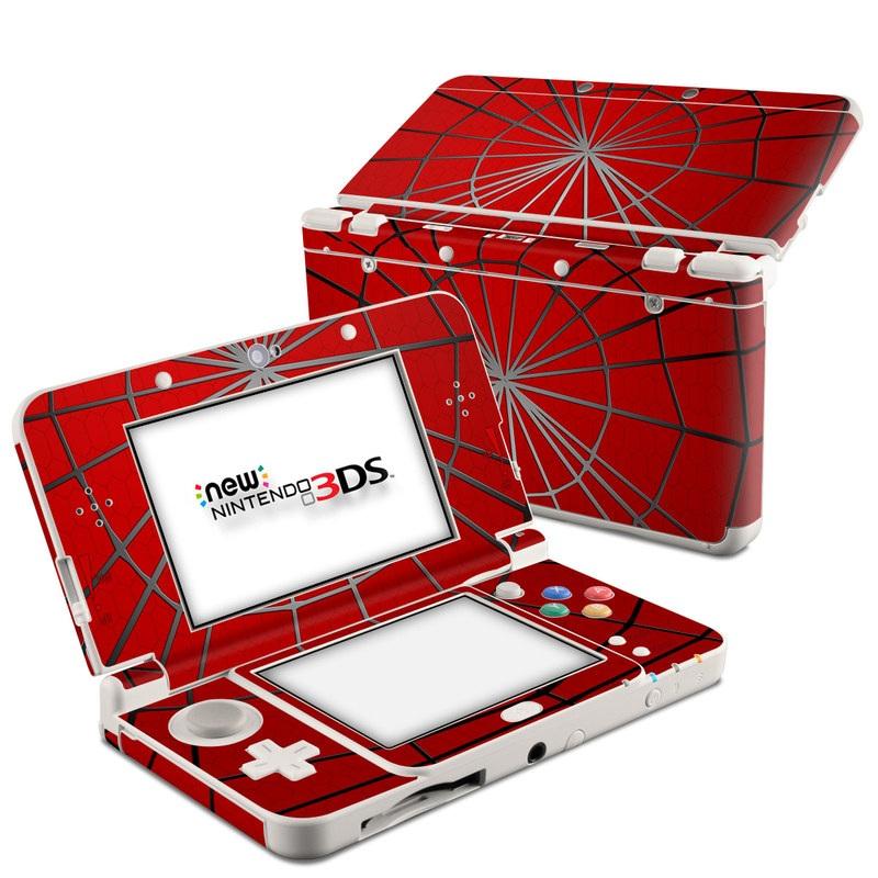 Webslinger Nintendo 3DS (2015) Skin