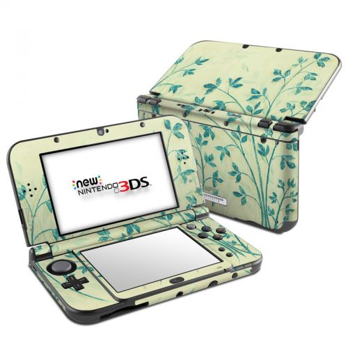 Beauty Branch Nintendo 3DS LL Skin