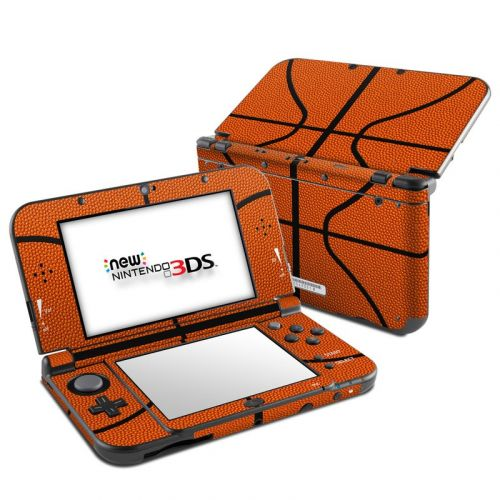 Basketball Nintendo 3DS LL Skin