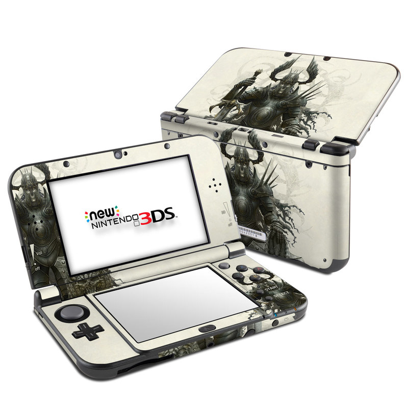 Dark Knight Nintendo 3DS LL Skin