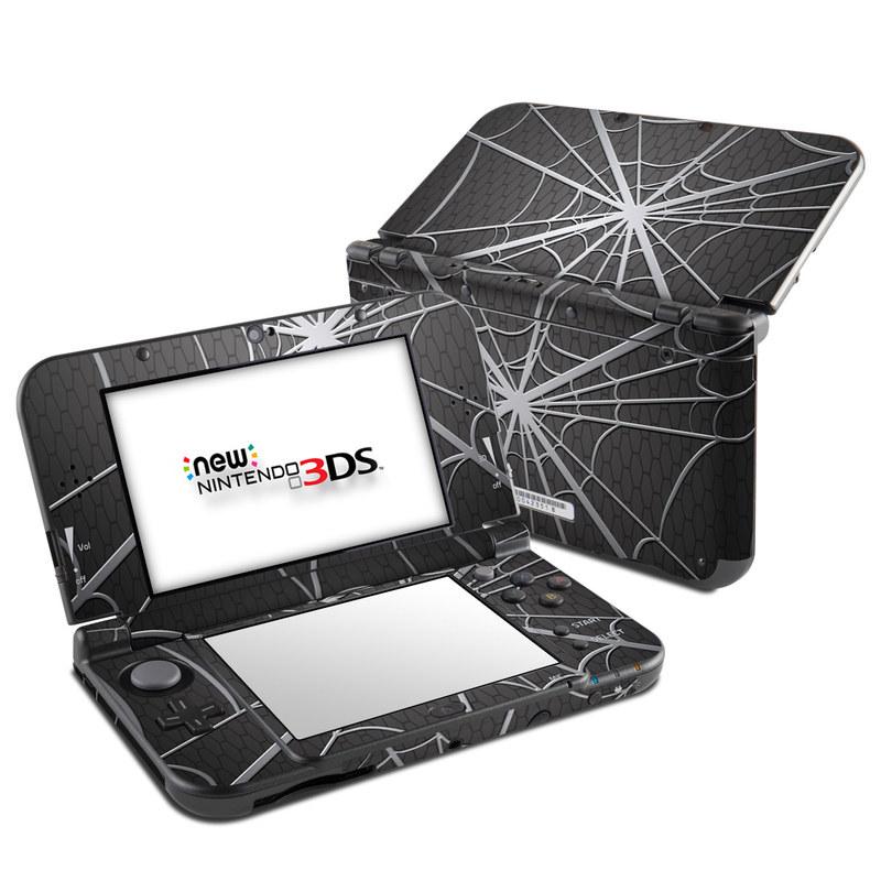 Webbing Nintendo 3DS LL Skin