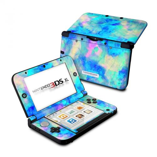 Electrify Ice Blue Nintendo 3DS XL (Original) Skin