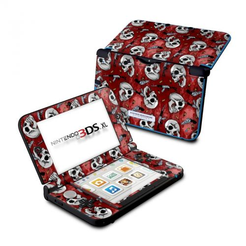 Issues Nintendo 3DS XL (Original) Skin