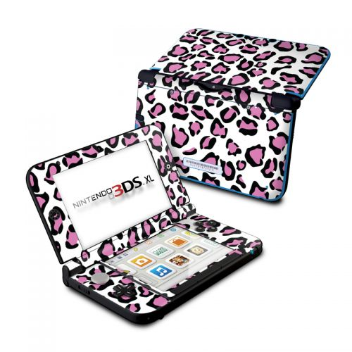 Leopard Love Nintendo 3DS XL (Original) Skin
