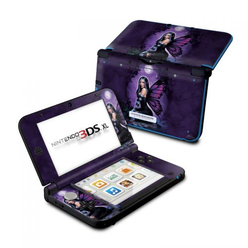 Night Fairy Nintendo 3DS XL (Original) Skin
