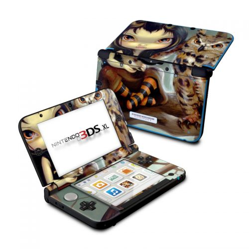 Owlyn Nintendo 3DS XL (Original) Skin