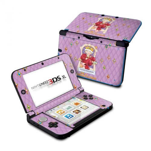 Queen Mother Nintendo 3DS XL (Original) Skin