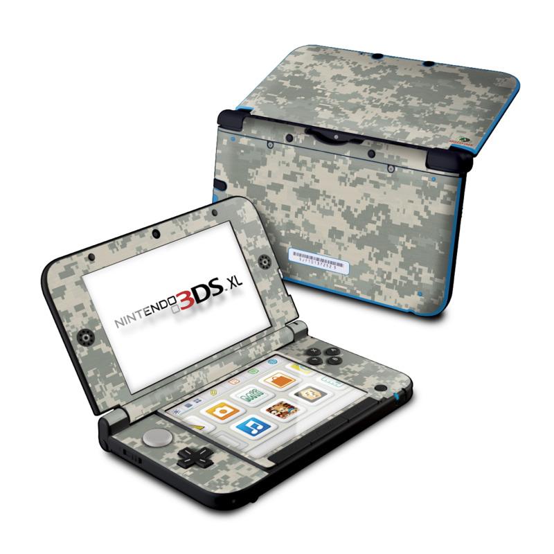 ACU Camo Nintendo 3DS XL (Original) Skin
