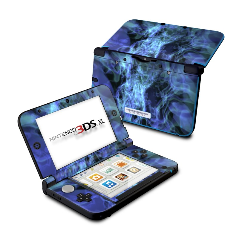 Absolute Power Nintendo 3DS XL (Original) Skin