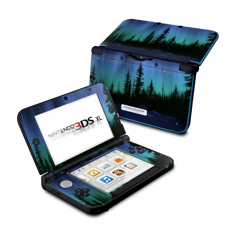 Aurora Nintendo 3DS XL (Original) Skin