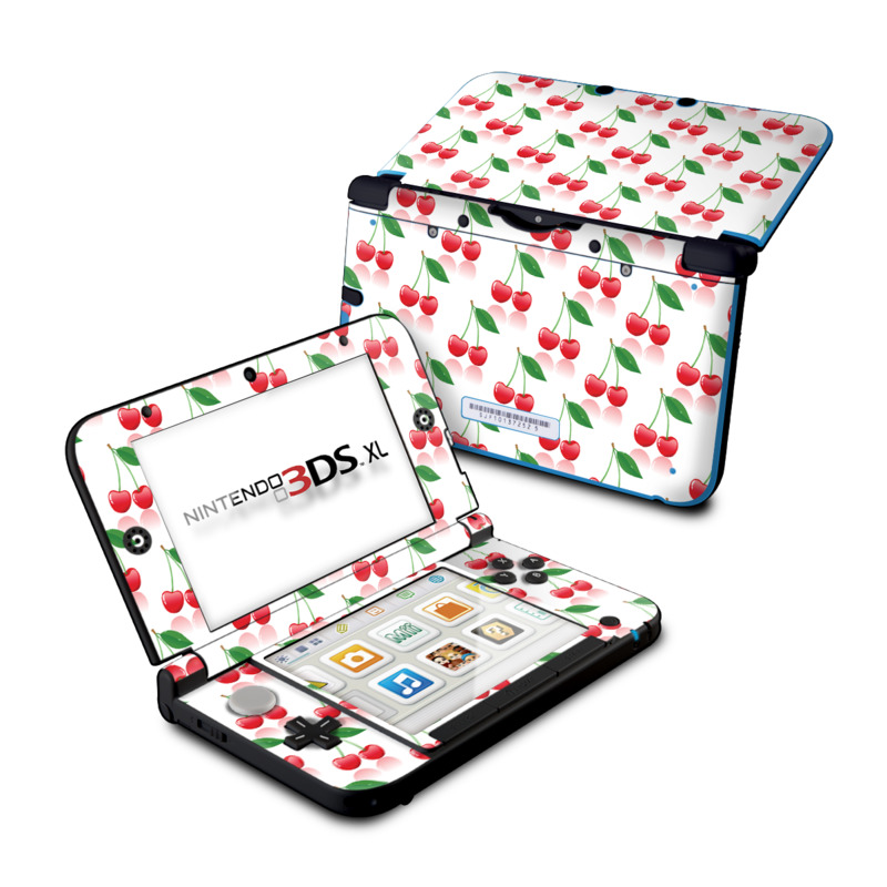 Cherry Nintendo 3DS XL (Original) Skin