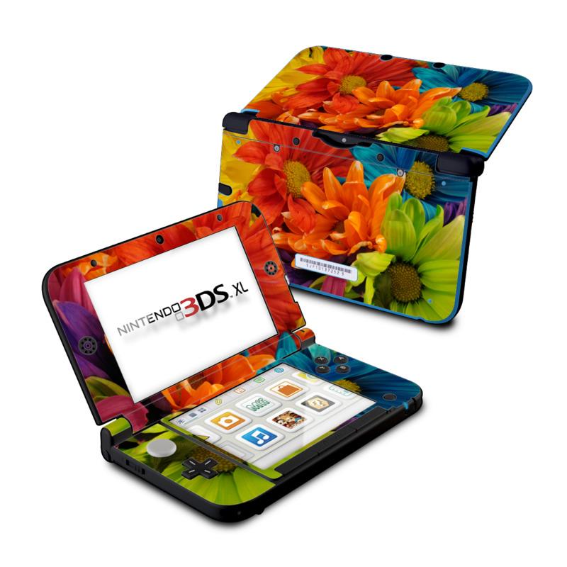Colours Nintendo 3DS XL (Original) Skin