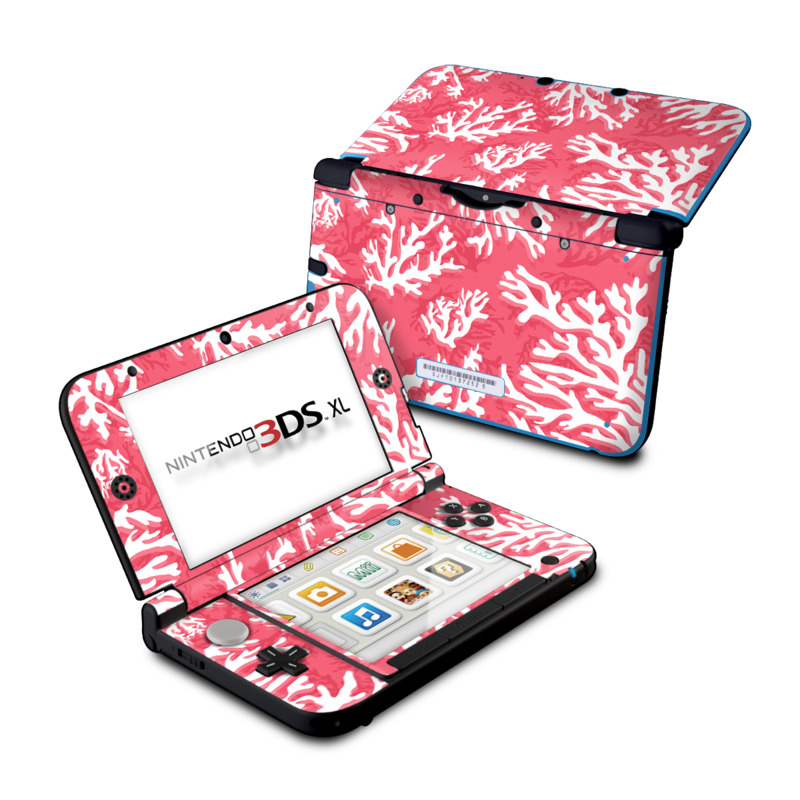 Coral Reef Nintendo 3DS XL (Original) Skin