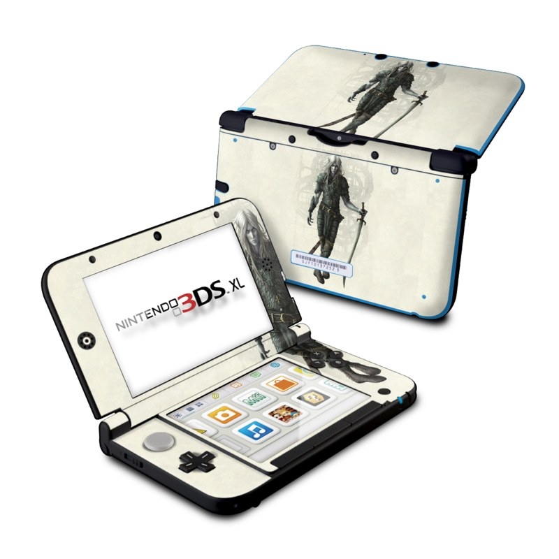 Dark Elf Nintendo 3DS XL (Original) Skin