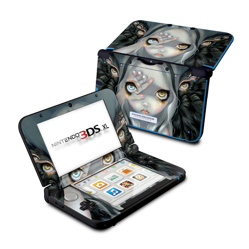 Divine Hand Nintendo 3DS XL (Original) Skin