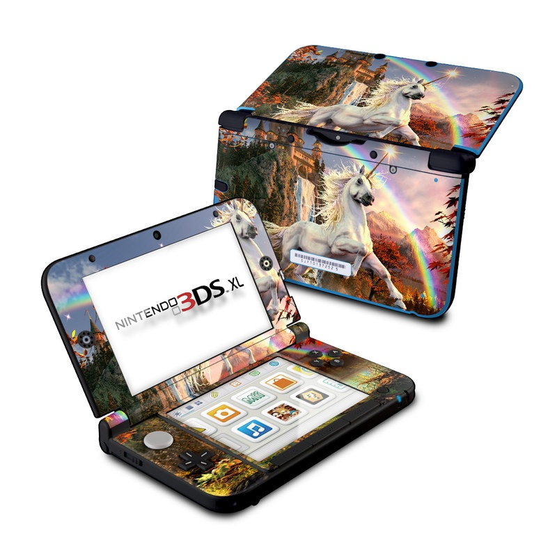 Evening Star Nintendo 3DS XL (Original) Skin