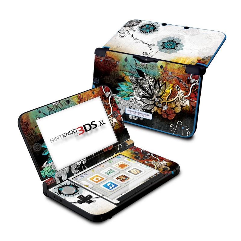 Frozen Dreams Nintendo 3DS XL (Original) Skin