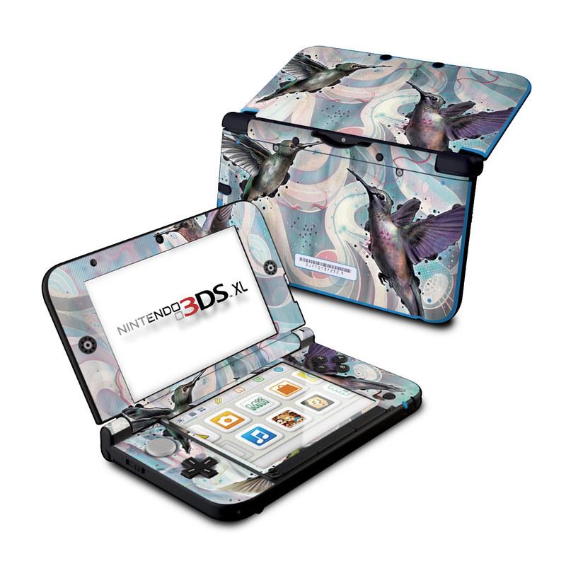 Hummingbirds Nintendo 3DS XL (Original) Skin