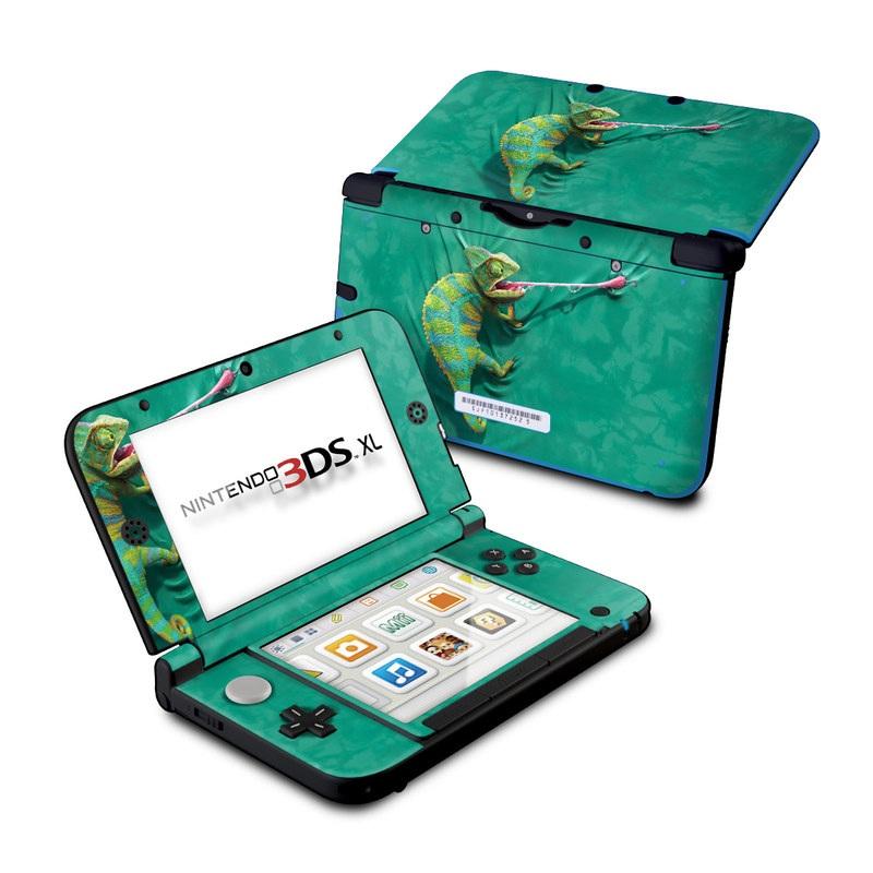 Iguana Nintendo 3DS XL (Original) Skin