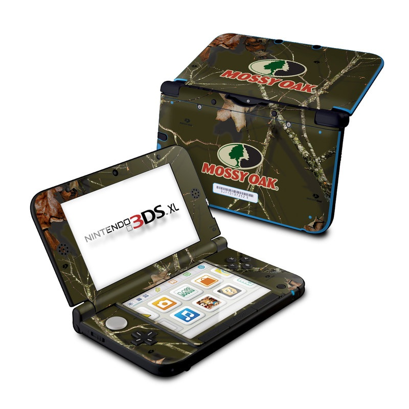 Break-Up Lifestyles Dirt Nintendo 3DS XL (Original) Skin