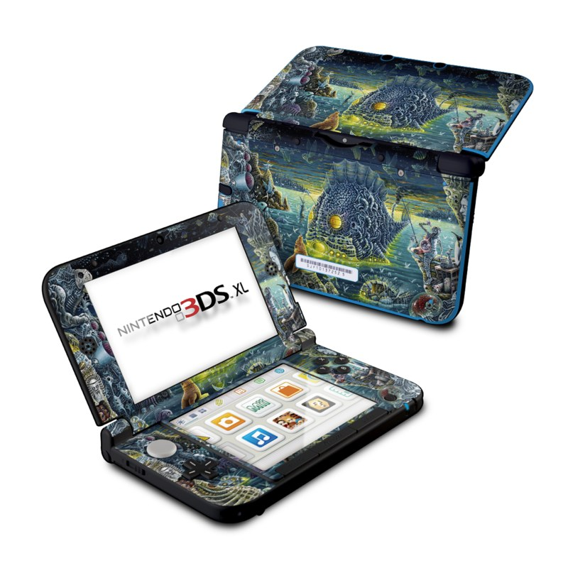 Night Trawlers Nintendo 3DS XL (Original) Skin