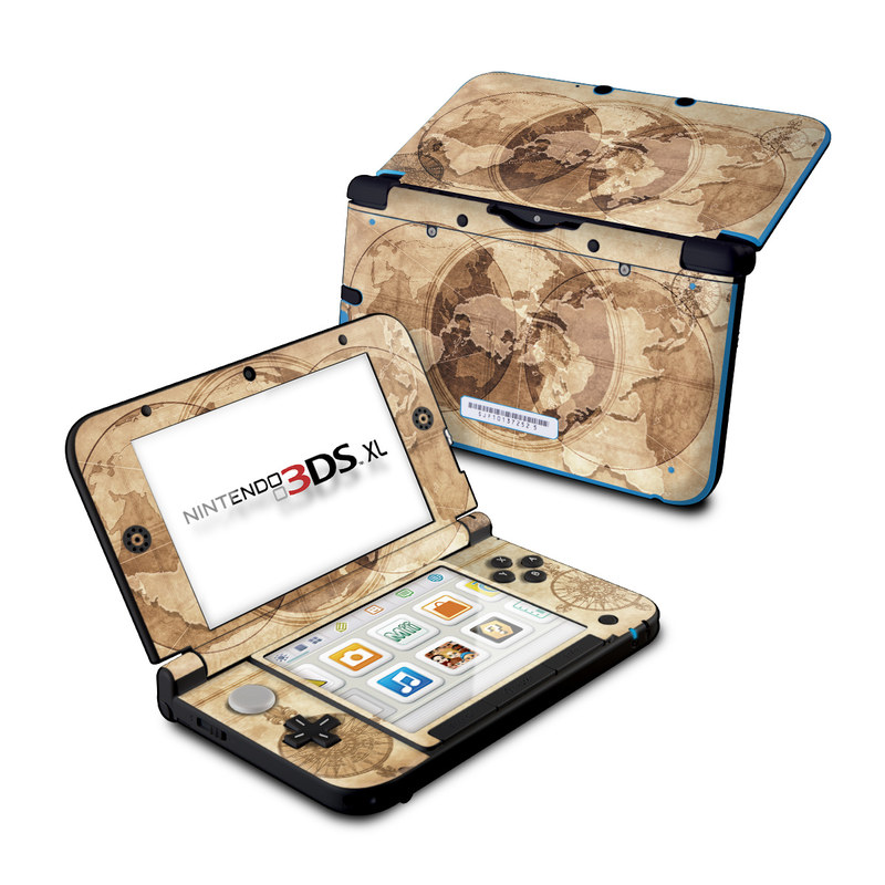 Quest Nintendo 3DS XL (Original) Skin