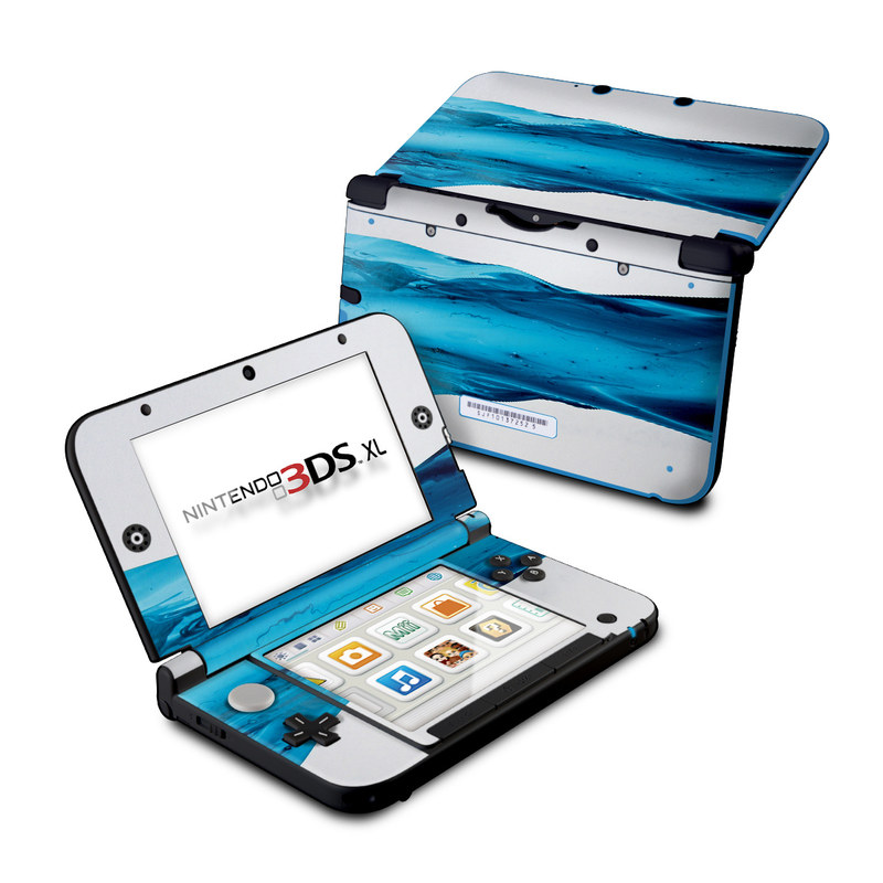 River Nintendo 3DS XL (Original) Skin