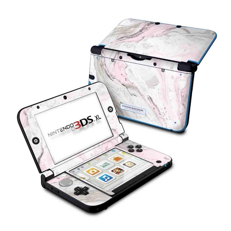 Rosa Marble Nintendo 3DS XL (Original) Skin