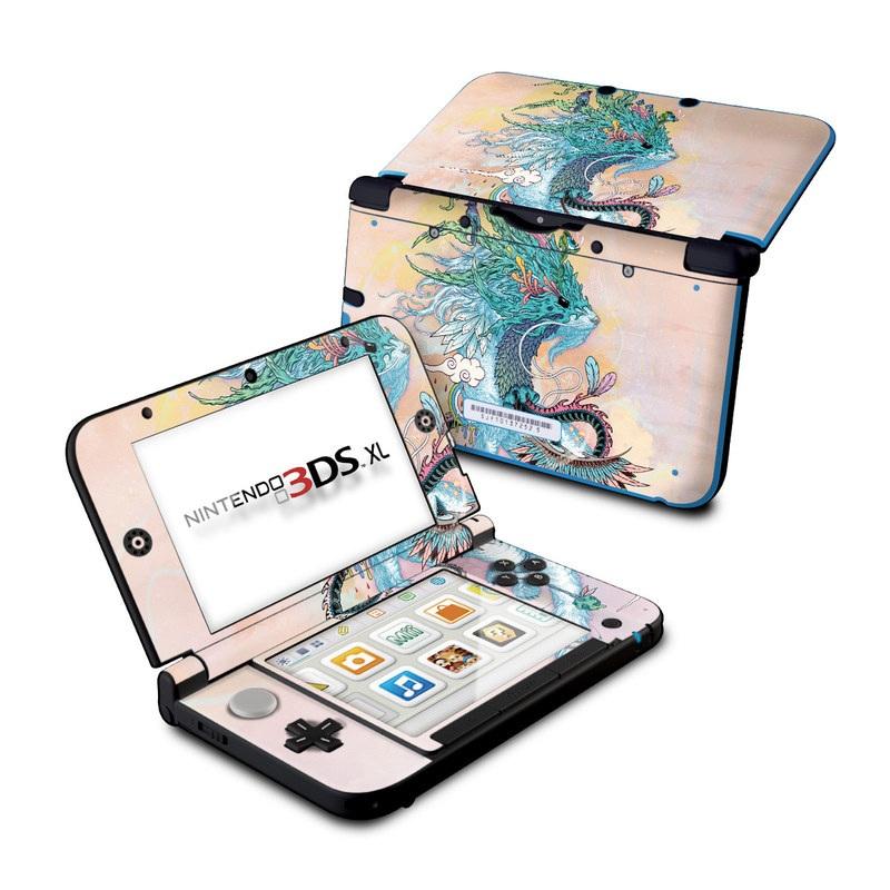 Spirit Ermine Nintendo 3DS XL (Original) Skin
