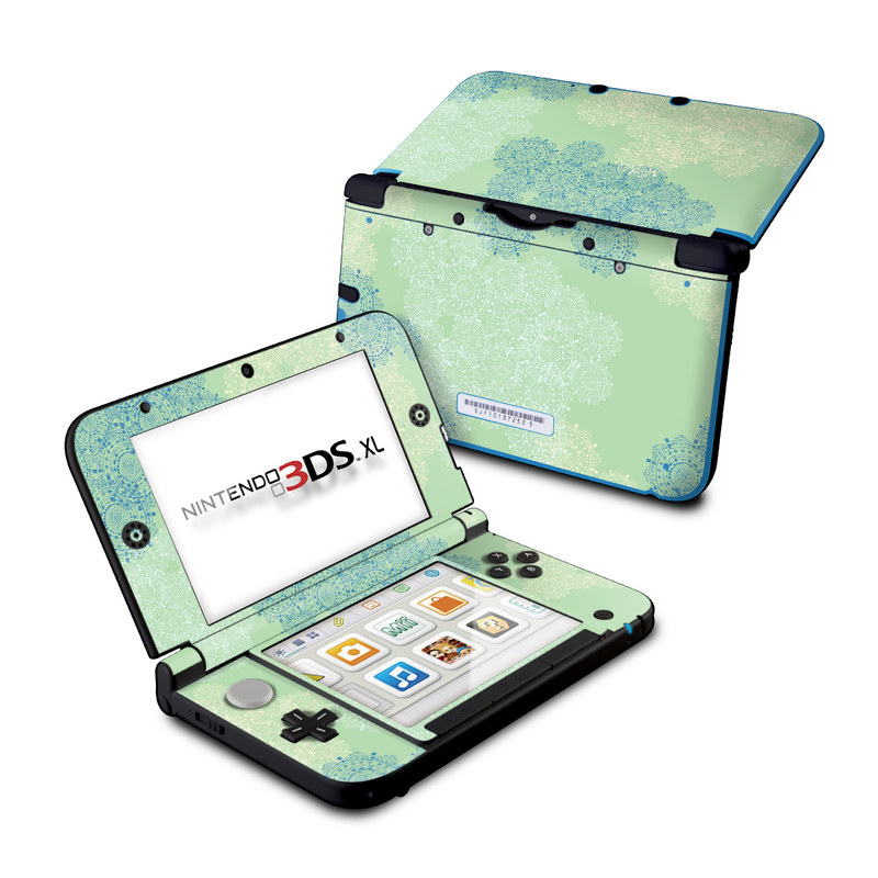 Sweet Siesta Nintendo 3DS XL (Original) Skin