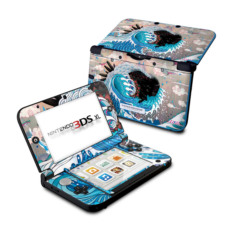 Unstoppabull Nintendo 3DS XL (Original) Skin